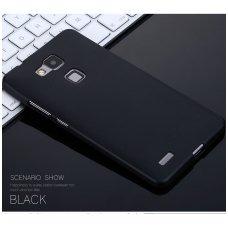 Huawei mate 20 x dėklas X-LEVEL GUARDIAN silikonas juodas