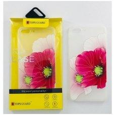 """Huawei P20 dėklas Vennus """"Flower 5"""" silkonas"""