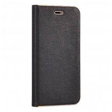 Huawei mate 10 Lite atverčiamas dėklas Vennus Book PU oda juodas