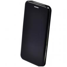Huawei p20 atverčiamas dėklas Smart Hybrid Kieto plastiko Juodas