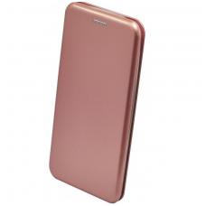 Huawei p20 atverčiamas dėklas Smart Hybrid Kieto plastiko rožinis