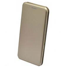 Huawei p20 atverčiamas dėklas Smart Hybrid Kieto plastiko auksinis