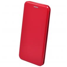 Huawei p20 atverčiamas dėklas Smart Hybrid Kieto plastiko raudonas