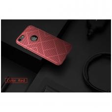iphone x/xs DĖKLAS NILLKIN AIR PC PLASTIKAS raudonas