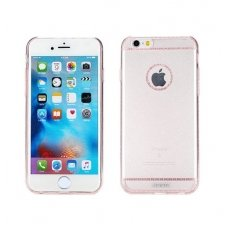 iphone 6/6s dėklas remax sunshine tpu rožinis