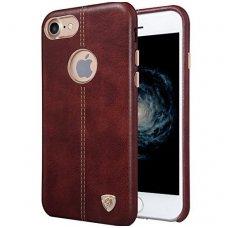 iphone 6 / 6s tikros odos dėklas Nillkin ENGLON rudas