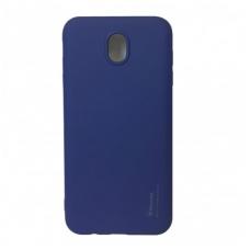 iphone x/xs Dėklas Multi Protective Remax matinis mėlynas
