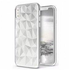 Huawei mate 20 lite dėklas Prisim diamond Silkonas skaidrus