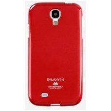 Huawei Y6 II / Y6 2016 dėklas MERCURY JELLY CASE SILIKONINIS raudonas