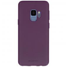 "Samsung galaxy a8 2018 dėklas Mercury Goospery ""Style Lux"" TPU violetinis"