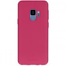 """AKCIJA! Samsung galaxy j6 2018 dėklas Mercury Goospery """"Style Lux"""" TPU koralo spalvos"""