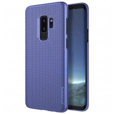 Samsung galaxy S9 plus dėklas Nillkin Air PC plastikas mėlynas