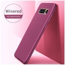 Samsung galaxy s10e dėklas X-LEVEL GUARDIAN silikonas bordo