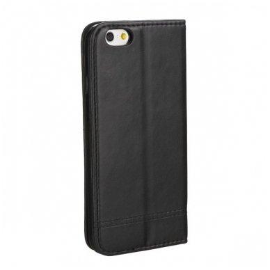 iphone xr atverčiamas dėklas prestige book oda juodas 2