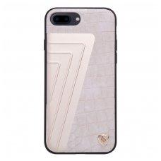 Iphone 7 Plus/ 8 Plus dėklas Nillkin Hybrid Baltas