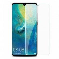Akcija ! Huawei P30 GRŪDINTO STIKLO EKRANO APSAUGA iki išlenkimo Tempered Glass 9H