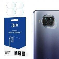 Akcija! Xiaomi Mi 10T lite kameros apsauga 4 vnt. 3MK lens protection