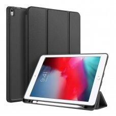 """iPad Pro 10.5 2017 atverčiamas dėklas """"Dux Ducis OSOM"""" juodas"""