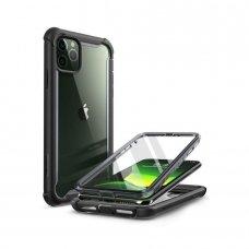 Akcija! Iphone 11 Pro dėklas Supcase Iblsn Ares juodais kraštais