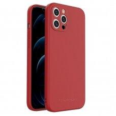Iphone 11 Pro dėklas Wozinsky Color Case raudonas