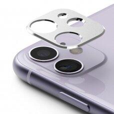 Akcija! iPhone 11 Ringke Kameros rėmelis sidabrinis