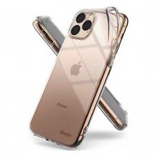 Akcija! iPhone 11 Pro nugarėlė Ringke Air Ultra-Thin skaidri