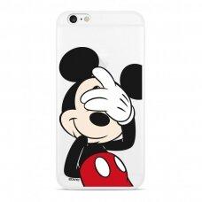 Akcija! iPhone 11 Pro originali nugarėlė Disney Mickey 003 permatoma