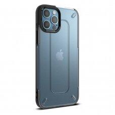 AKCIJA! iPhone 12 Pro/ iPhone 12 dėklas Ringke UX durabLE skaidrus matinis