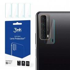 Akcija! Huawei p smart 2021 kameros apsauga 4 vnt. 3MK lens protection