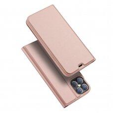 Iphone 12 pro max atverčiamas dėklas DUX DUCIS dėklai Skin Pro RAUSVAS