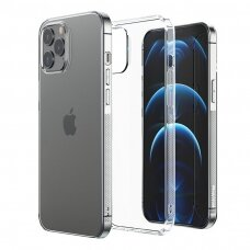 akcija! iphone 13 pro dėklas Joyroom NEW T Permatomas