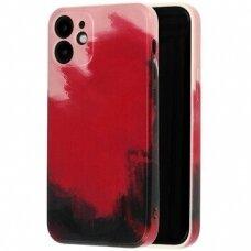 iPhone 12 Pro Max TPU dėklas Tel Protect Ink design 2