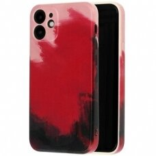 iPhone 12 TPU dėklas Tel Protect Ink design 2