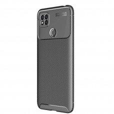 Akcija! Xiaomi redmi 9c dėklas Vennus Carbon Elite juoda