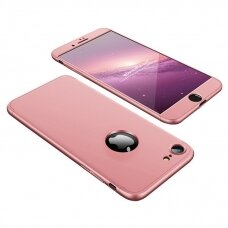 Akcija! Iphone 7/ Iphone 8 dėklas Hurtel rausva