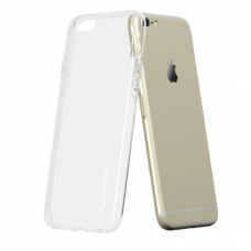 Akcija! iphone 6/6s DĖKLAS silikonas Slim Case 1MM PERMATOMAS