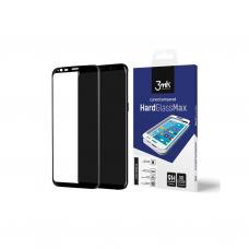 Akcija! Samsung Galaxy S8 plus apsauginis stiklas 3MK HG Max Lite juodais kraštais