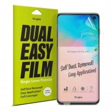 Akcija! XIAOMI REDMI NOTE 8 PRO Plus Ringke Dual Easy Film 2x apsauginė plėvelė