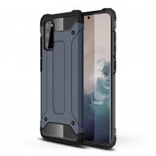 Akcija! Samsung galaxy s20 dėklas Hybrid Armor  TPU+PC plastikas mėlynas