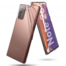 akcija! samsung galaxy NOTE 20 dėklas Ringke Air Ultra-Thin TPU skaidrus