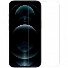 Akcija! Iphone 13/ 13 Pro grūdintas apsauginis stiklas Nillkin Amazing 9H iki išlenkimo