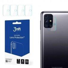 Akcija! Samsung Galaxy M31s kameros apsauga 4 vnt. 3MK lens protection