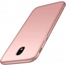 Akcija! Samsung J7 2017 nugarėlė Remax rožinė