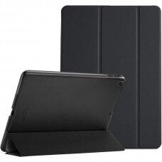 Apple iPad 10.2 2019 atverčiamas dėklas Smart Soft  juodas