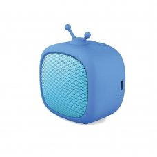 Bluetooth nešiojamas garsiakalbis Forever Tilly ABS-200 ( MicroSD) žydras