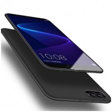 Huawei Honor 10 dėklas X-level Guardian silikonas Juodas