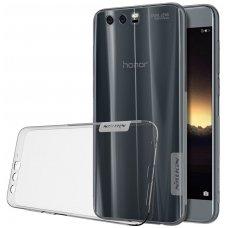 Huawei Honor 9 dėklas Nillkin nature 0,6mm TPU pilkas permatomas