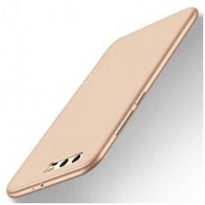 Huawei Honor 9 dėklas X-LEVEL GUARDIAN silikonas aukso spalvos