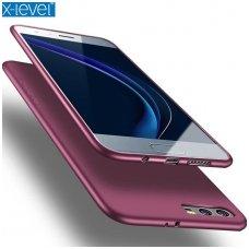 Huawei Honor 9 dėklas X-LEVEL GUARDIAN silikonas bordo