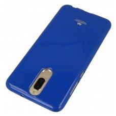 Huawei Mate 10 lite DĖKLAS MERCURY JELLY CASE silikoninis mėlynas